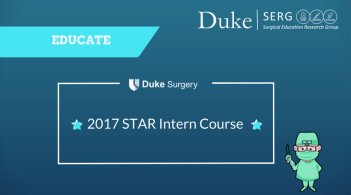 Educate website--STAR and surgeon