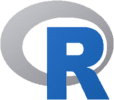 R logo transparent